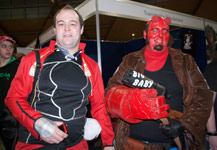 ? and Hellboy