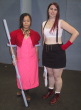 Aeris and Tifa from FF7